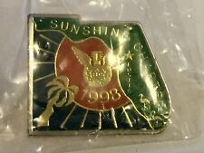 AMCA Antique Motorcycle Club Of America Pin Sunshine Chapter Eustis, Florida