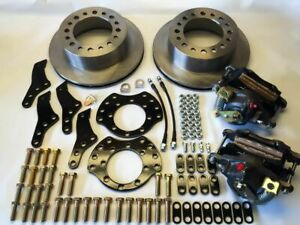 EGR REAR DISC BRAKE CONVERSION KITS for Ford Sterling Rear 1981-1998 Trucks