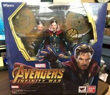 Bandai S.H.Figuarts Dr. Strange Avengers / Infinity War NEVER OPENED