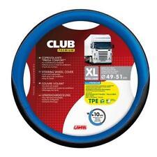 Club, coprivolante presa confort in TPE - XL - Ø 49/51 cm - Blu