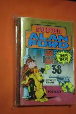 ALAN FORD-RACCOLTA SUPER N° 56 -contiene n° 166-167-168-corno no tnt MAX BUNKER
