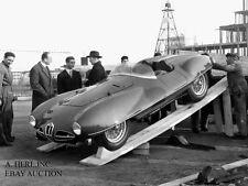 Alfa Romeo Disco Volante Italian Flying Saucer 1900 C52 concept car 1952 photo