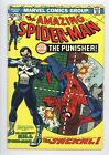 Amazing Spider-Man #129 Vol 1 Very Nice Mid Grade 1st App of the Punisher