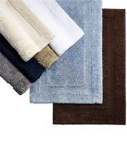"Ralph Lauren Wescott Bathroom Bath RUG 21"" x 34"" Artist Brown 100% Cotton $50"