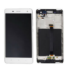 1c2c8c45198f OEM LCD Screen and Digitizer Assembly with Front Housing for Xiaomi Mi 4 -  White