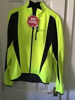 New Gore Bike Wear Contest 2.0 Softshell Jacket - EU Large in Neon yellow/black