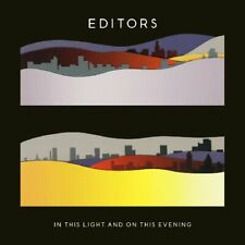 EDITORS ( NEW SEALED CD ) IN THIS LIGHT AND ON THIS EVENING ( PAPILLON )