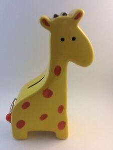 Giraffe Coin Bank