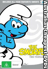 The Smurfs - Time Travellers DVD NEW, FREE POSTAGE WITHIN AUSTRALIA REGION 4