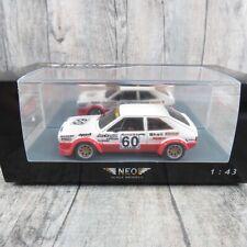 NEO - 1:43 - Volkswagen Scirocco Gr.2 VW Motorsport ETCC 1978 - OVP - #AJ44484