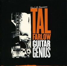 Guitar Genius-The L.A. Sessions - Tal Farlow (2009, CD NEU)2 DISC SET