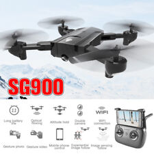 RC Drone Quadcopter with WIFI 720P HD Camera FPV GPS Optical DJI SG900 Position