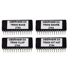 Roland TR-808 sound eproms bundle for Oberheim DX Vintage Drum Machine TR808