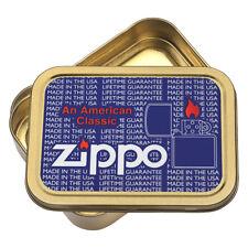 Zippo 3D Tabak Tin 2Oz 57G Compact Sigaret Holografische Effect Roken