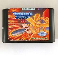 Thunder Force III 16-Bit se adapta a juego de Sega Genesis Mega Drive