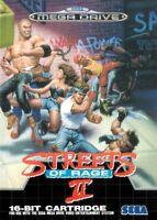 SEGA Mega Drive Spiel - Streets of Rage 2 mit OVP