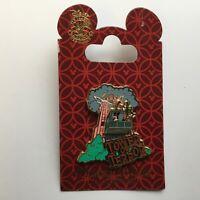 WDW Disney MGM Tower of Terror Mickey & Goofy - Disney Pin 4932