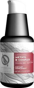 Quicksilver Scientific Liposomal Methyl B-Complex - Liquid Active B Vitamins...