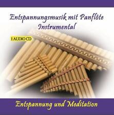 Entspannungsmusik mit Panflöte - Instrumental von Verlag Rettenmaier