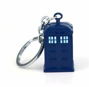 DOCTOR WHO - THE TARDIS - KEYCHAIN