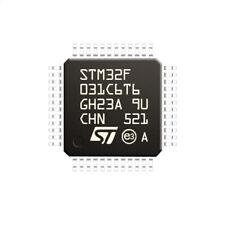 1Pcs STM32F031C6T6 LQFP48 32KB Flash ARM Microcontroller chip