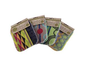 Multipurpose Scrub Original Cloth & Sponge Twin Pack, No Scratch, Skrubba