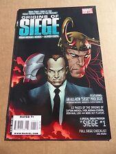 Origins of Siege 1   .   Marvel 2010  - VF