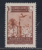 MARRUECOS (1942) NUEVO SIN FIJASELLOS MNH SPAIN - EDIFIL 242 (10 cts) LOTE 1