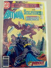 BATMAN BRAVE AND THE BOLD 171 VF+ DC PA2-237