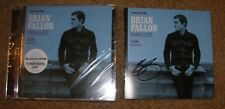 BRIAN FALLON hand signed cd booklet PAINKILLERS gaslight anthem autographed