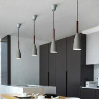 Kitchen Pendant Light Wood Modern Ceiling Lights Bar Lamp Home Pendant Lighting