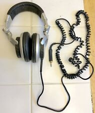 Sony MDR V700 Professional DJ/Studio Headband Headphones - Silver