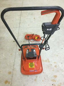 Electrolux Flymo E300 electric corded lawnmower
