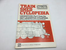 More details for train shed cyclopedia no 31 locomotives pt 1 from 1927 cyclopedia