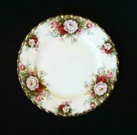 Beautiful Royal Albert Celebration Bread Plate