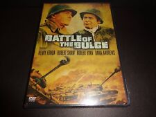 BATTLE OF THE BULGE-Crucial fight that changed the course of history-HENRY FONDA