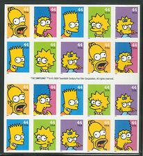 US #4403b 44¢ The Simpsons