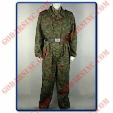 WWII German Elite Blurred Edge Camo M43 Panzer Coverall Size XL