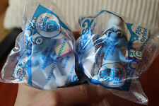 2)  Brainy Smurf from The Smurfs 2 movie - McDonald Happy meal toys in bags 2013