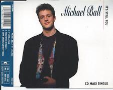 MICHAEL BALL - It's still you CD-MAXI 3TR UK RELEASE 1991
