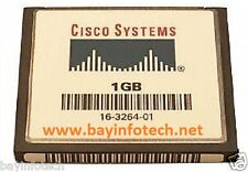 AIM-CUE-1GBCF 1GB Compact Flash For Cisco Network Card AIM-CUE