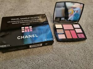 Chanel travel makeup palette fly high essentials