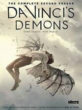 Da Vincis Demons: The Complete Second Season (DVD, 2015, 3-Disc Set)