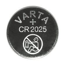 VARTA CR2025 Lithium Knopfzelle 3V CR 2025 VARTA lose
