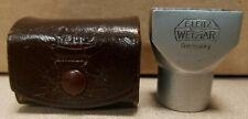 Leica Ernst Leitz Wetzlar Germany Viewfinder 3.5cm - In Original Leather Case