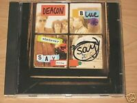Deacon Blue/Whatever You Say, Say Nothing / CD Album