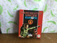 Commodore Amiga game - Manchester United Europe (medium box) - A500 A500+