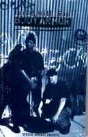 Juice With Soul Body Armor 93 Rare Promo Advance Cassette Tape Album Rap Hiphop