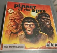 Idw Classic Plastic Of The Apes Board Game New Sealed