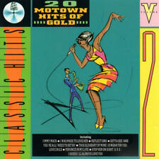 Motown Hits Of Gold Volume 2 (CD-Album) 1989